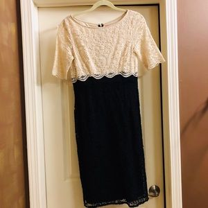 Betsey Johnson - Dynamic Duo All Over Lace Dress